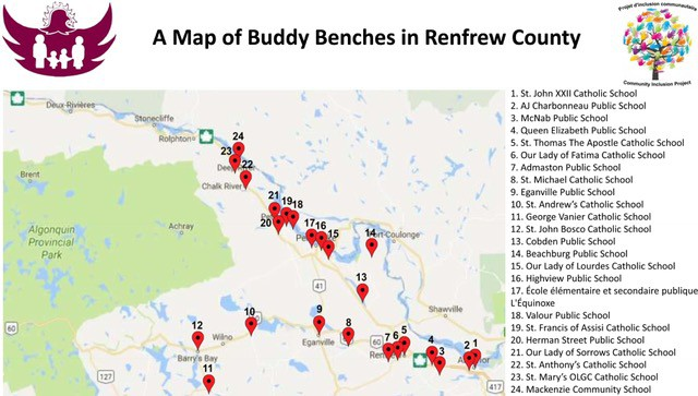 Map-of-Bench-Locations