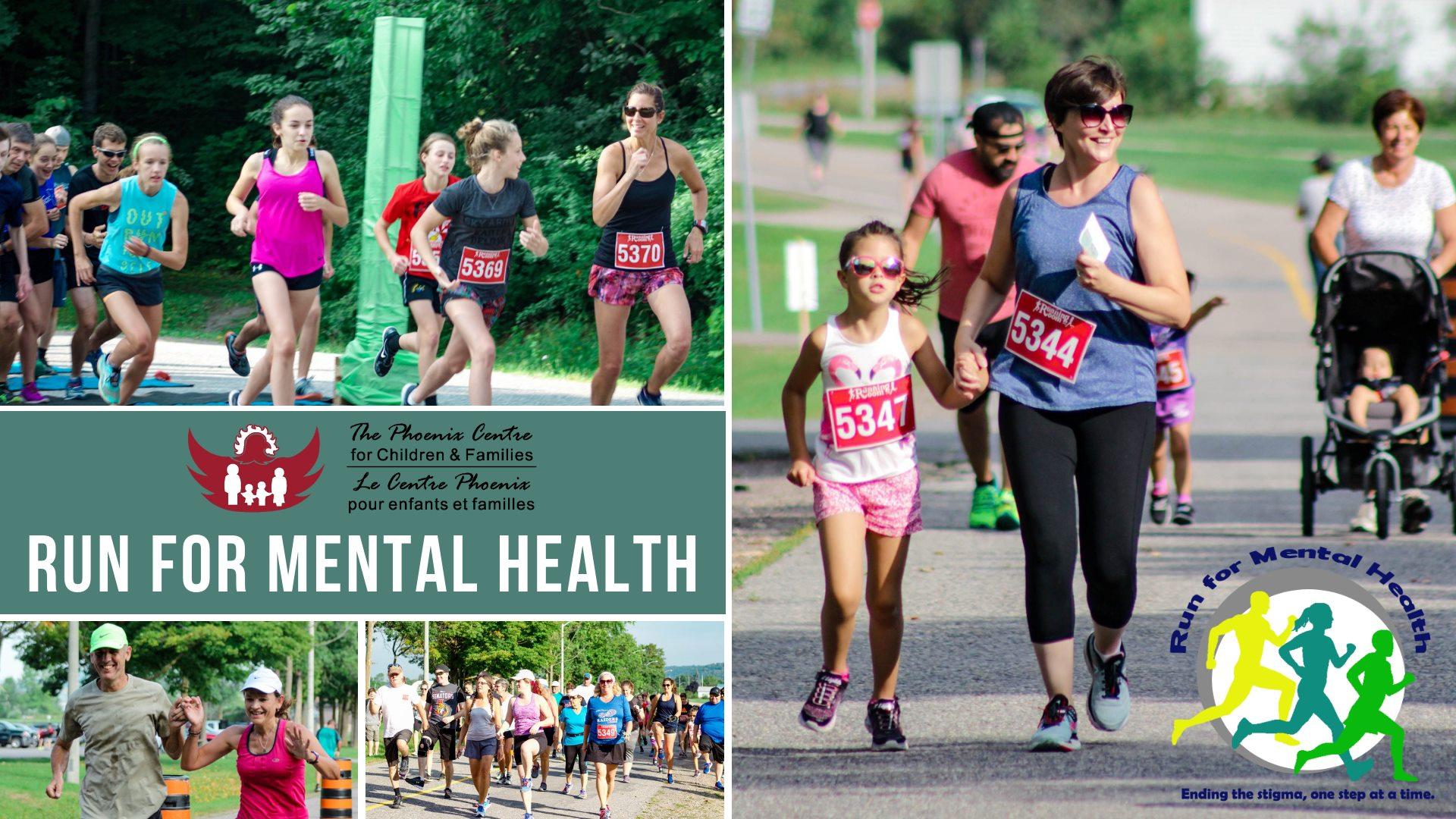 Run for Mental Health Slider